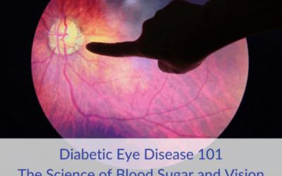 Diabetic Eye Disease 101: The Science of Blood Sugar and Vision