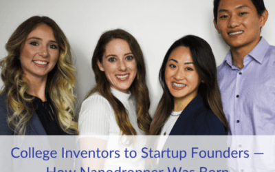 College Inventors to Startup Founders — How Nanodropper Was Born