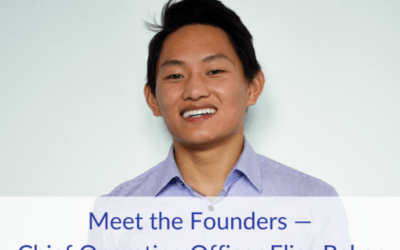 Meet the Founders — Chief Operating Officer Elias Baker