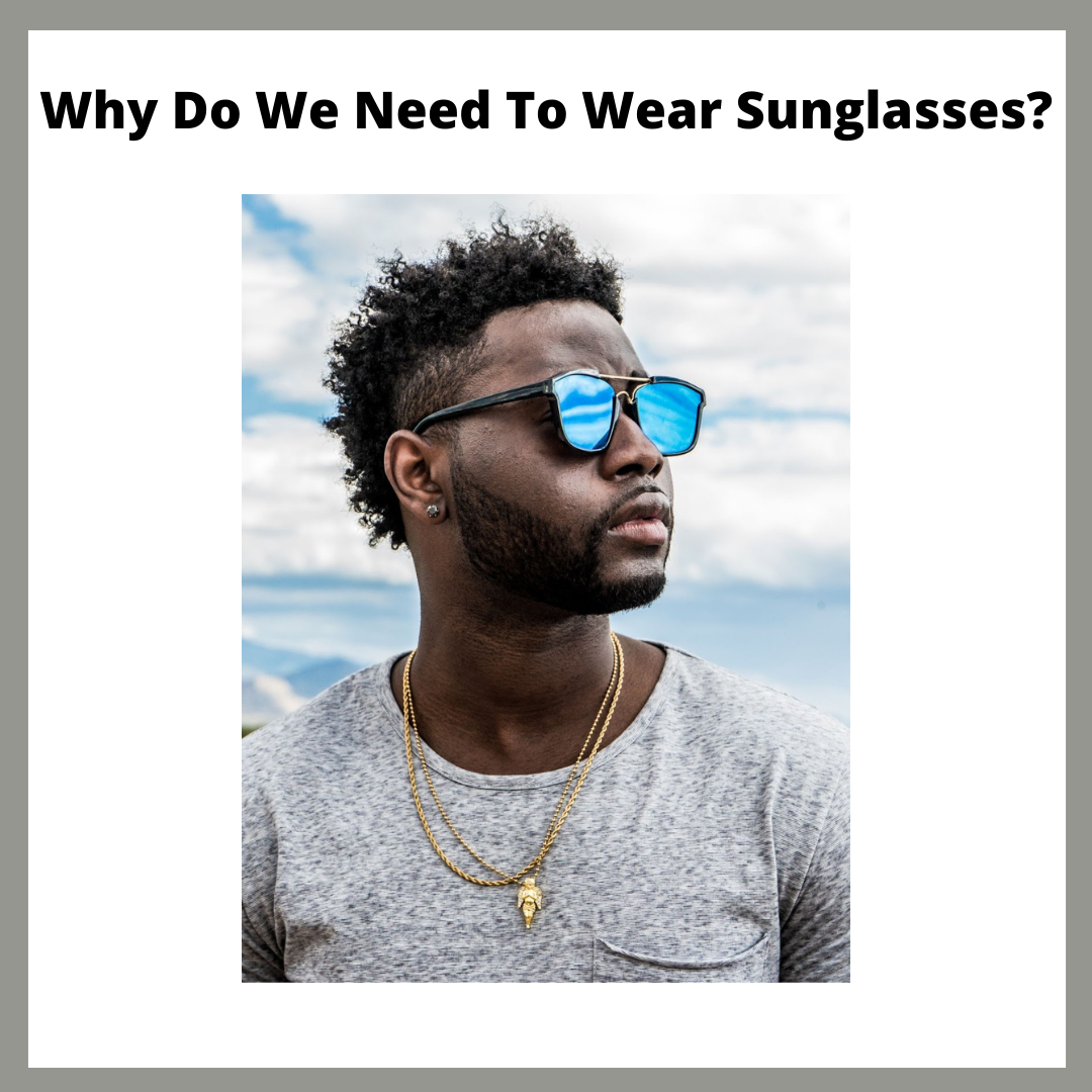 a man wearing sunglasses outside along with the headline of a nanodropper blog post