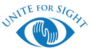 the blue unite for sight logo